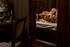Keira Knightley Getting Whipped 'NSFW'