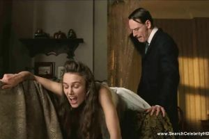 Keira Knightley Loves Being Spanked
