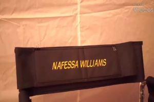 Nafessa Williams Of CW's Black Lightning