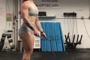 Natasha Aughey – Is It Possible For A Womans Body Be Any More Perfect ?