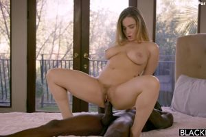 Naughty Girlfriend Enjoys BBC – Natasha Nice