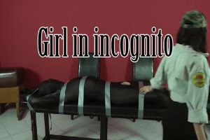 PostOrgasm Stroking – Girl In Incognito