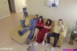 StepSiblingsCaught – Gina Valentina Family Flicks