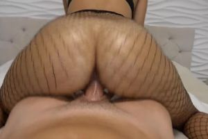 Tan College Girl Gets Creampied