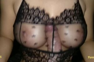 Titfuck Rewarded With A Big Load