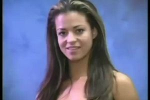 When Candice Michelle Was Young
