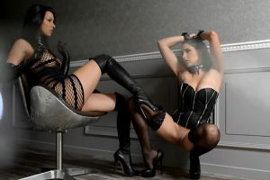 Zafira And Cindy Thigh High Boots